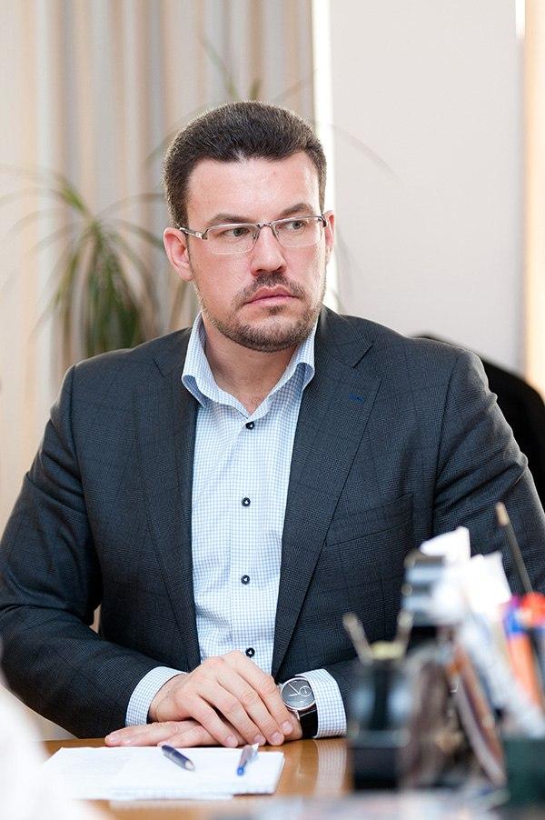 Сити-менеджер Денис Агашин