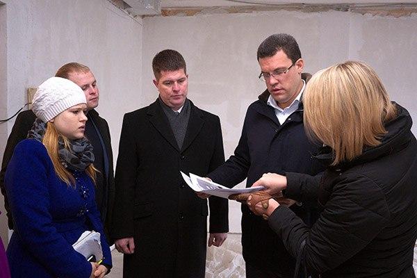 Глава Администрации Ижевска Денис Агашин