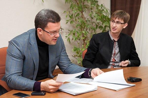 Денис Агашин - сити-менеджер Ижевска