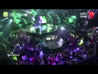 Arab Idol - وائل كفوري - يا بكون - الحلقات المباشرة