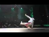 Самый маленький b-boy / Девочка танцует как профи