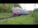 ЭР9Т-666 рейсом 6307 Нежин-Чернигов.