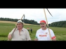 Лукашенко Депардье косят траву. Клип Косил Ясь Конюшину
