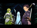 Sword Art Online 2 AMV Skillet - Rise