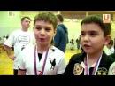 U news В Уфе прошло посвящение в юные волейболисты