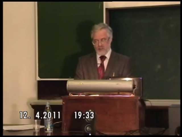 2011.04.12 Ф.Н. Козырев Пунктиры будущего физики времени