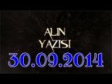 Alin Yazisi (30.09.2014)