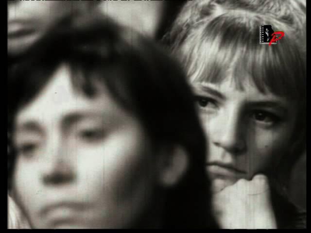 Владимир Высоцкий - уникальная кинохроника 60-х (Парус)