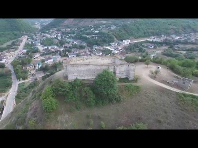 Крепость в Табасаранском районе с.Хучни