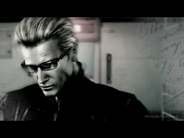 Resident Evil Albert Wesker 「Serenata Remix」