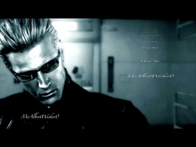 Resident Evil Albert Wesker「Prince of Darkness」☣