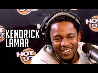 Kendrick on Hot97 31 March 2015 [Rhymes & Punches]