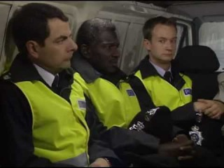 The Thin Blue Line -