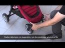 Baby Jogger City Mini 4 бампер приобретается отдельно