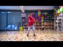 ElectroDance/HipHop in Turin (Rihanna ft. David Guetta - Right Now)