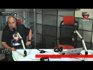 Александр Бубнов 100% футбола. 20.07.2015. без новостей и пробок.