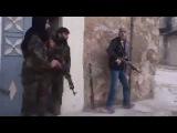 Война в Сирии 2015 Один снайпер Асада против армии террора