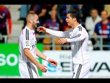 Cristiano Ronaldo & Karim Benzema ● The Best Duo 2014 -2015 ● |HD