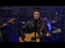 Noel Gallagher's High Flying Birds - If I Had A Gun (Live @ David Letterman 2011)