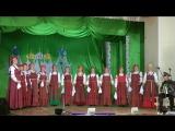 Попури народныхпесен исп. Вельский хор Душечка