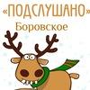 Подслушано   Боровское