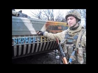 Штурм Углегорска от первого лица, трофейный танк и многое другое-