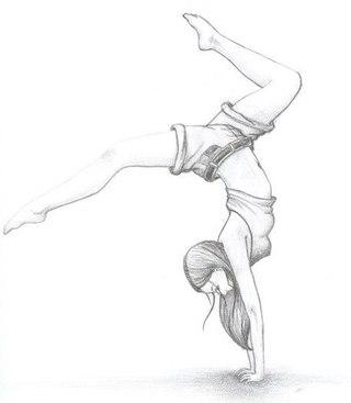 Рисунки для срисовки лёгкие и красивые картинки девочки 13