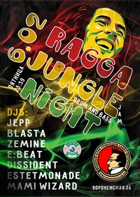 6.02 RAGGA JUNGLE NIGHT @ ГРИБОЕДОВ