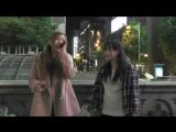 Yamamoto Kanoko and Ota Riona (Ex-NMB48) - Live on the street