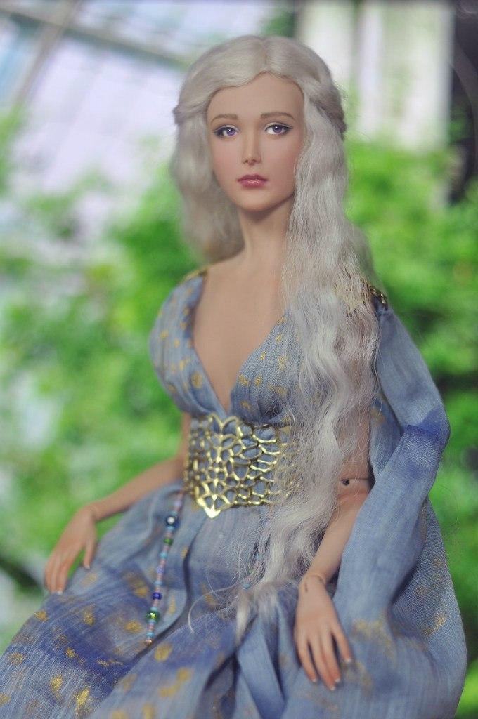 Кукла из игры