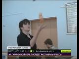 Варвара Караулова подбрасывает апельсины