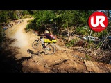 MTB Hutchinson UR Team Mick Hannah Qualif run in Bali