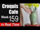 Croquis Cafe: Figure Drawing Resource No. 159