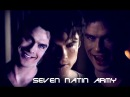 Damon Salvatore Seven nation army
