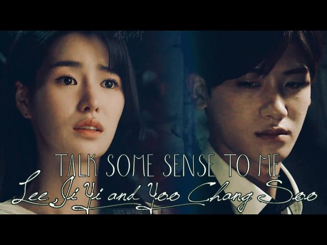 Lee Ji yi and Yoo Chang soo   Talk Some Sense To Me