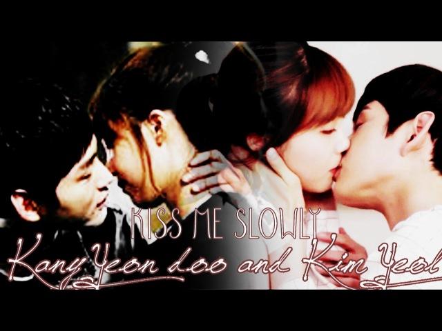 Kang Yeon Doo and Kim Yeol | Kiss Me Slowly