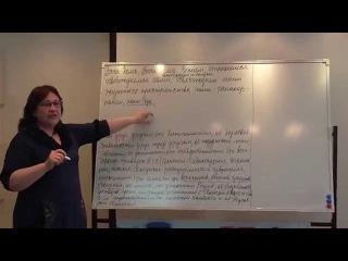 12 июня 2015г. Большой семинар Токаревой Надежды. Освобождение от приятия в себе зла
