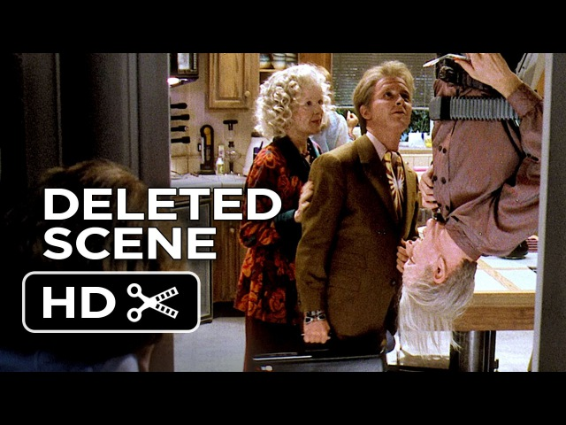 Back to the Future Part II Deleted Scene Dad's Home 1985 Michael J Fox Movie HD