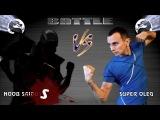 Mortal Kombat Noob Saibot vs Super Oleg (LoL parody)