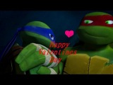 Happy Valentines Day ~Hearts Up~ ♥♥♥♥ TMNT MV ♥♥♥♥