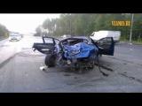 Случай на дороге #ЖУТКИЕ Аварии Грузовиков 2015 2