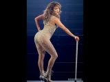 Красивые засветы Дженнифер Лопес очень редкие кадры  !!!!