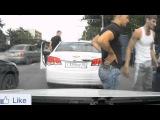 Отмороженное  Быдло на доргое ! Подборка ! Road rage russia 2015