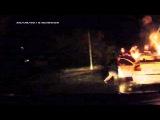 Видеорегистратор 2015 # Взрыв ГБО в машине!!