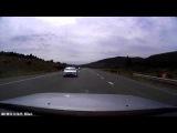 Случай на дороге # ЖУТКОЕ ДТП с коровой!!!