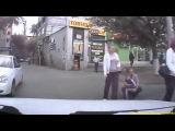 Случай на дороге # Дети, мамаши с детьми   самые опасные пешеходы!!
