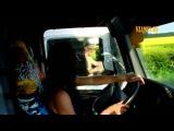 Случай на дороге #Девушки дальнобойщики !