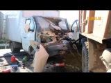 Случай на дороге #УЖАСНЫЕ Аварии Грузовиков 2015