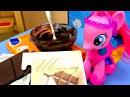 Варим ШОКОЛАД Познавательное видео для детей