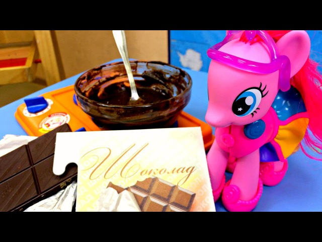 Варим ШОКОЛАД: Познавательное видео для детей